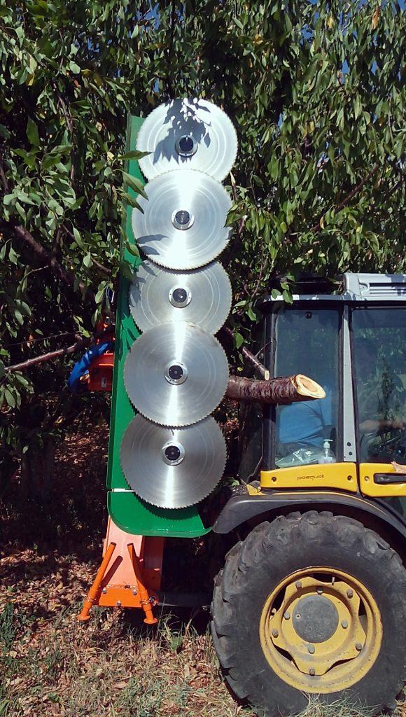 машини за контурна резитба на овощни градиниCoup Eco Контурна резитба Контурна резитба 4