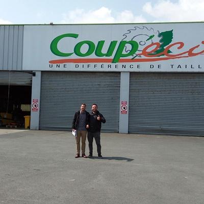 посещение и обучение във фабриката на CoupEco – Франция, 2019г.2019-05-21 11.50.46