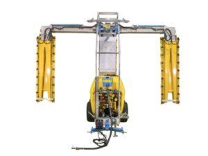 KWH Holland 3R2 Многоредова пръскачка за овошки (атомизатор) от най-ново поколение