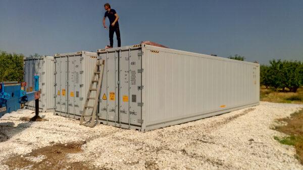 Съхранение на плодове и зеленчуци с помощта на стопанство от хладилни контейнери 2020-07-28 10.58.48