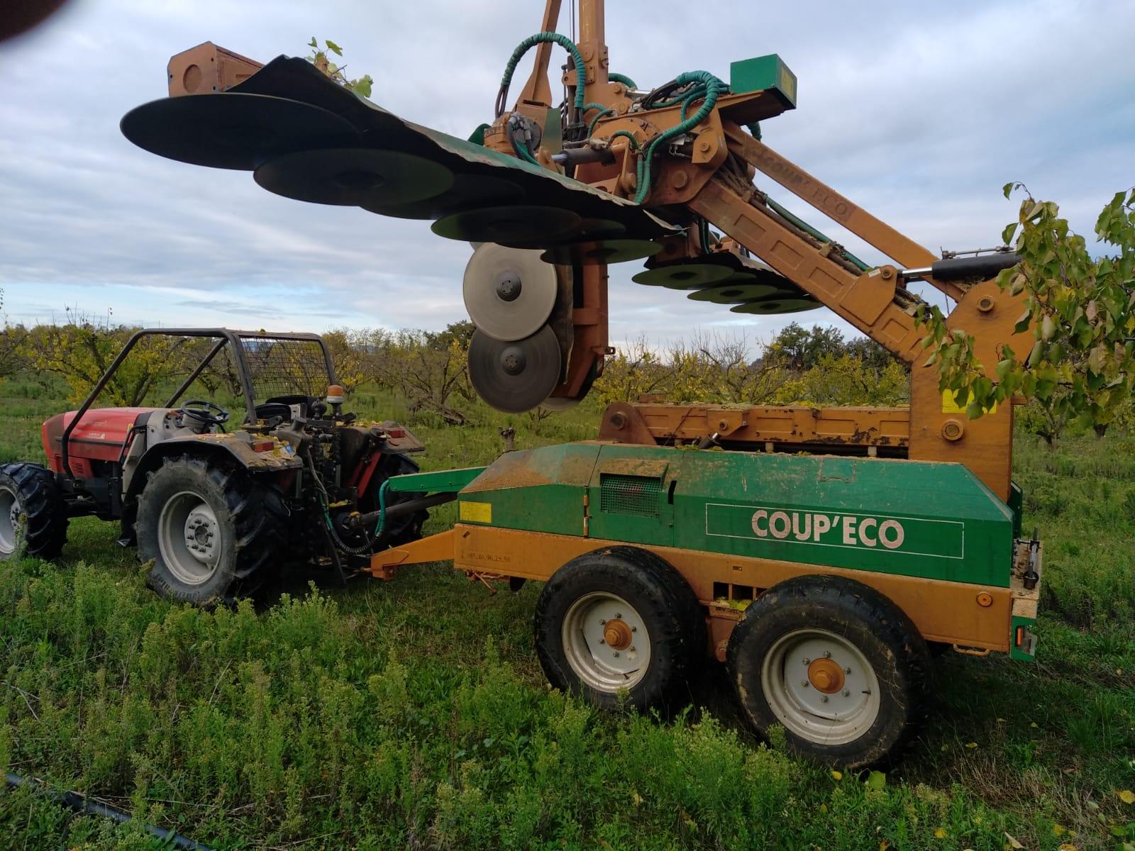 CoupEco COSMOS 900 Употребявана машина