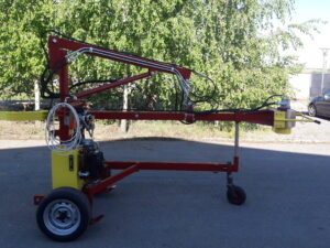 STROJTECHNIKA s.r.o VIBRO LUCY Машина за механизирана беритба на плодове VIBRO LUCY (2)