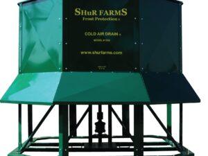 SHur Farms 1550 - Машина за борба против сланата