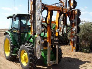 Машина за контурна резитба на овощни градини CoupEco Viti NAOTEC Pruner 113005-rfv