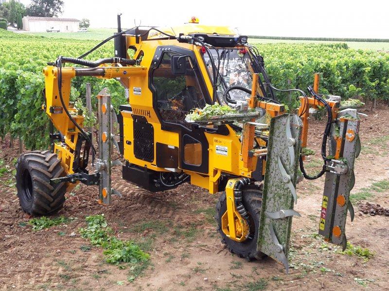 Тримери за триколесни трактори с голям просвет CoupEco Viti NAOTEC MODUL RC