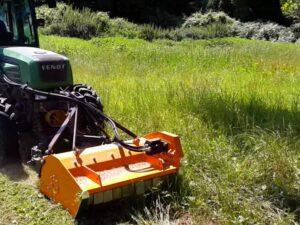Шредери (надробители) CoupEco Viti NAOTEC BHH за трактор универсален тип